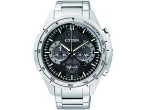 Men's Citizen Eco-Drive Chronograph Watch CA4120-50E