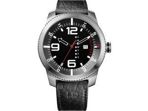 Men's Tommy Hilfiger Graham Leather Band Watch 1791014