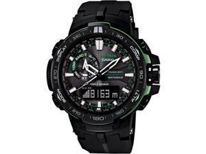 Casio Pro Trek Solar Power Atomic Anolog Digital Watch PRW6000Y-1A