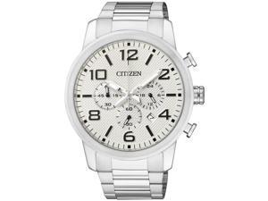 Men's Citizen Chronograph Stainless Steel Watch AN8050-51A