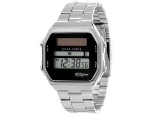 Men's Vestal Syncratic Solar Power Digital Watch SYNDM02