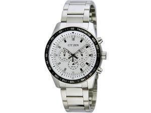 Men's Citizen Chronograph Stainless Steel Watch AN8070-53A