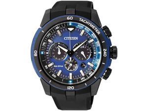 Men's Citizen Eco-Drive Chronograph Solar Watch CA4155-04L
