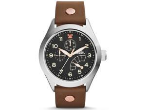 Men's Fossil Aeroflite Multifunction Day-Date Pilot Style Watch CH2939