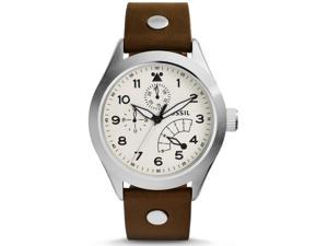 Men's Fossil Aeroflite Multifunction Day-Date Pilot Style Watch CH2938