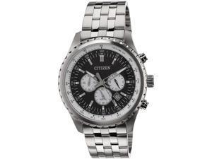 Men's Citizen Stainless Steel Chronograph Watch AN8060-57E