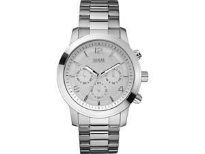 Guess Chronograph Stainless Steel Mens Watch U13577G1