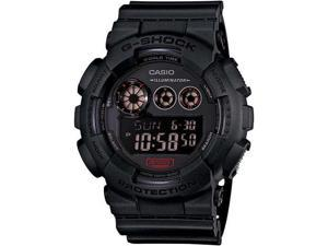 Black Casio G-Shock Digital Military Style Watch GD120MB-1