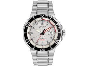 Men's Citizen Eco-Drive Endeavor Sport Diver's Watch AW1420-55A