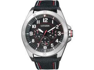 Men's Citizen Eco-Drive Multi-Function Watch BU2030-17E