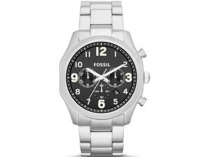Men's Fossil Foreman Chronograph Stainless Steel Watch FS4862