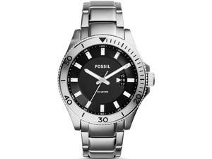 Men's Fossil Wakefield Stainless Steel Watch FS5058