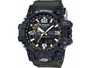 Casio G-Shock Mudmaster Solar Power Atomic Watch GWG1000-1A3