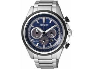 Men's Citizen Super Titanium Chronograph Watch CA4240-58L