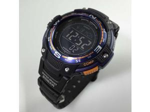 Mens Casio Twin Sensor Digital Compass Sport Watch SGW100-2B