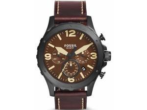 Men's Fossil Nate Brown Chronograph Watch JR1502