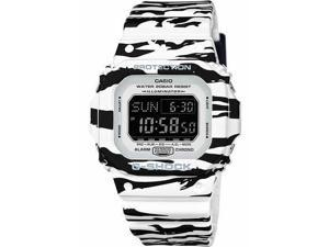 Casio G-Shock Digital Black and White Series Watch DWD5600BW-7