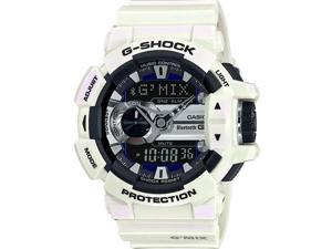 G-Shock Smart Phone Compatible Bluetooth Watch GBA400-7C