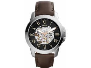 Men's Fossil Grant Automatic Skeleton Watch ME3100