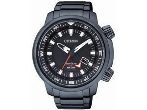 Men's Citizen GMT Power Reserve 200 M Diver's Watch BJ7085-50E
