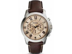 Men's Fossil Grant Chronograph Watch FS5152