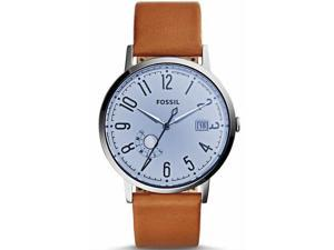 Women's Fossil Vintage Muse Leather Strap Watch ES3975