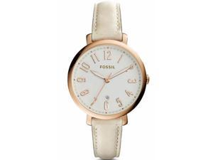 Women's Fossil Jacqueline Rose Gold Watch ES3943