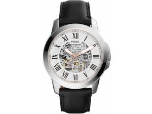 Men's Fossil Grant Automatic Skeleton Watch ME3101