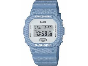 Casio G-Shock Denim Series Digital Classic Blue Watch DW5600DC-2