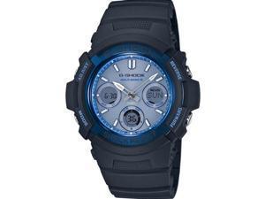 Casio G-Shock Solar Atomic Digital Analog Watch AWGM100SF-2A