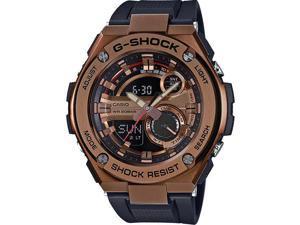 Casio G-Shock Steel Digital Analog Watch GST210B-4A