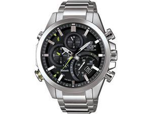 Casio Edifice Mobile Link Bluetooth Tough Solar Watch EQB500D-1A