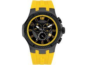 Men's Caterpillar CAT Carbon Chronograph Watch A5.163.27.117