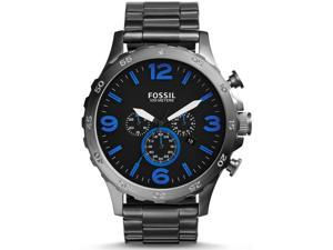 Men's Fossil Nate Chronograph Stainless Steel Watch JR1478