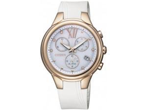 Women's Citizen Eco-Drive Swarovski Crystal Chrono Watch FB1313-03A
