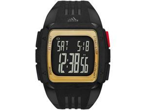 Adidas ADP6135 Men's Black Performance Duramo XL Digital Watch