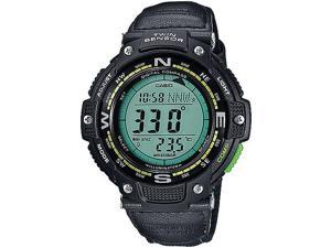 Mens Casio Twin Sensor Digital Compass Sport Watch SGW100B-3A2