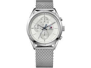Mens Tommy Hilfiger Classic Charlie Multi-Function Watch 1791128