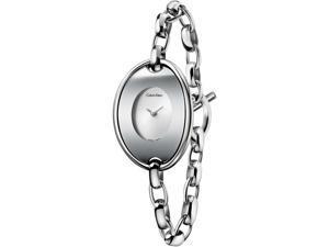 Womens Calvin Klein Distinctive Stainless Steel Watch K3H2M126