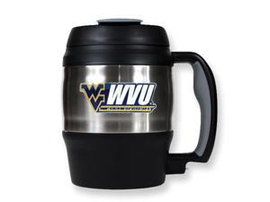 West Virginia University 52oz Macho Travel Mug
