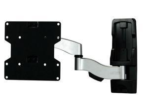 "Dyconn Invisible IN221 Ultra Slim Aluminum Articulating TV Wall Mount for 22""- 45"""