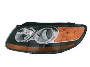 Fits Hyundai Santa Fe 07 Production Date To 7/11/07 Head Light Lamp 921010W050 L