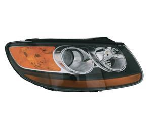 Fits Hyundai Santa Fe 07 Production Date To 7/11/07 Head Light Lamp 921020W050 R