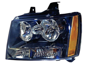 CHEVROLET CHEVY TAHOE SUBURBAN AVALANCHE 07 - 11 HEAD LIGHT LAMP with BULB LH