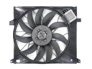 Mercedes Benz Ml 55 Amg 00 - 03 Ml 500 02 - 05 Cooling Fan 163500 0293 0393