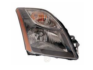 For Nissan Sentra 2.0 2.5 L Sr Se-R 10 11 Head Light Lamp W Bulb Rh 26010 Zt50B