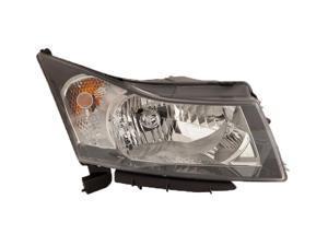 Chevrolet Chevy Cruze Eco Ls Lt Ltz 12 Second Design Head Light Lamp 95918947 Rh