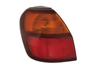Subaru Outback Wagon 00 01 02 03 04 Tail Light Lamp With Bulb Lh 84201Ae17A
