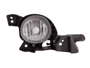 Mazda 3 Sedan Hatchback 12 Fog Light Lamp Ma2593124 Bgv8-51-680A Bgv851680A Rh