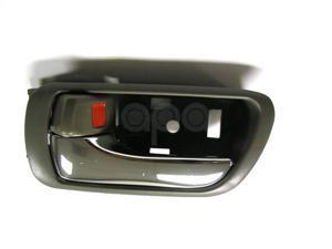 Toyota Camry 02 - 06 Inside Inner Interior Door Handle Light Grey L 69206Aa021B2